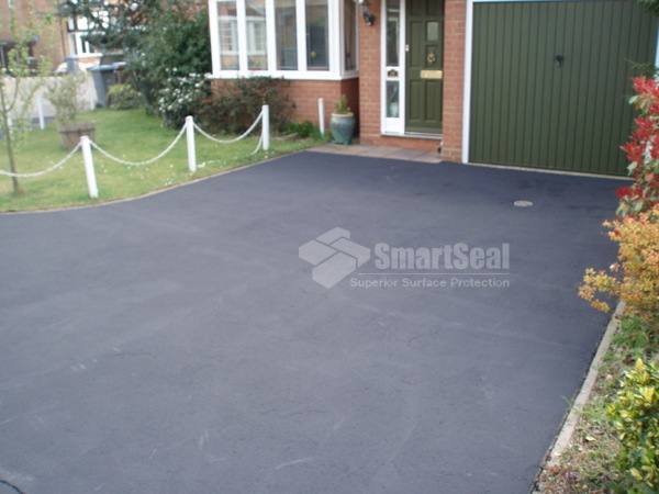 After Tarmac restoration