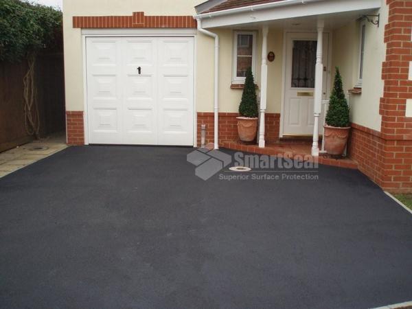 completed tarmac refurb